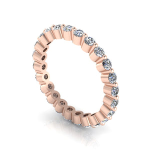 Midi Scalloped Band - Eternity