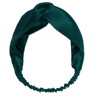 Emerald - Top Knot Headband