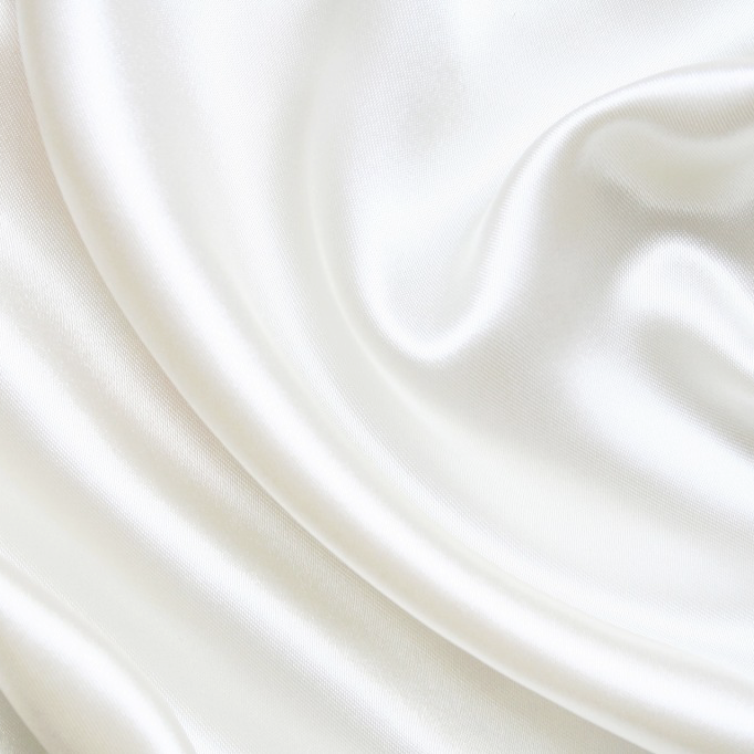Whipped Cream Lustrous Silk Sheet Set Cilque
