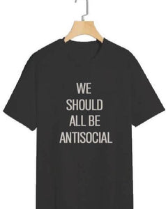 "The ""ANTISOCIAL"" Tee"