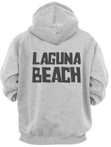 "The ""Laguna Beach"" Hooded Pullover"