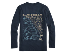 "Load image into Gallery viewer, The ""Laguna Beach"" L/S Tee"
