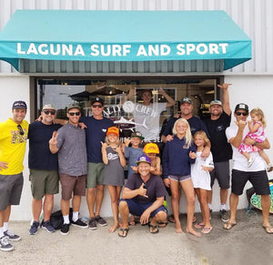 "The ""Laguna Surf & Sport"" SOCAL Tee"
