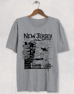 "The ""Gordon's Surf Shop"" North Jersey Tee"