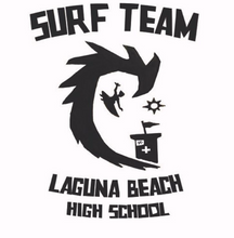 "Load image into Gallery viewer, The ""Laguna Surf & Sport Surf Zone"" Kids Tee Shirt (Aqua)"