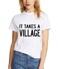 "Load image into Gallery viewer, The ""Village People"" Women's Tee"