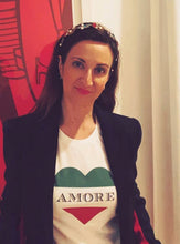 "Load image into Gallery viewer, The ""AMORE"" Tee"