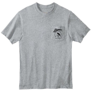 "The ""Sandpiper Locals"" Pocket Tee"