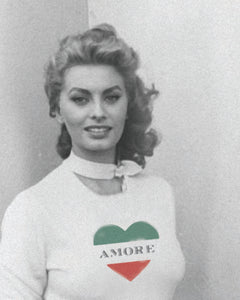 "The ""AMORE"" Tee"