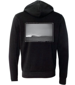 "The ""Waves For Water"" Hooded Pullover"