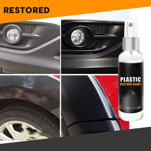 Plastic Magic Restoring Agent