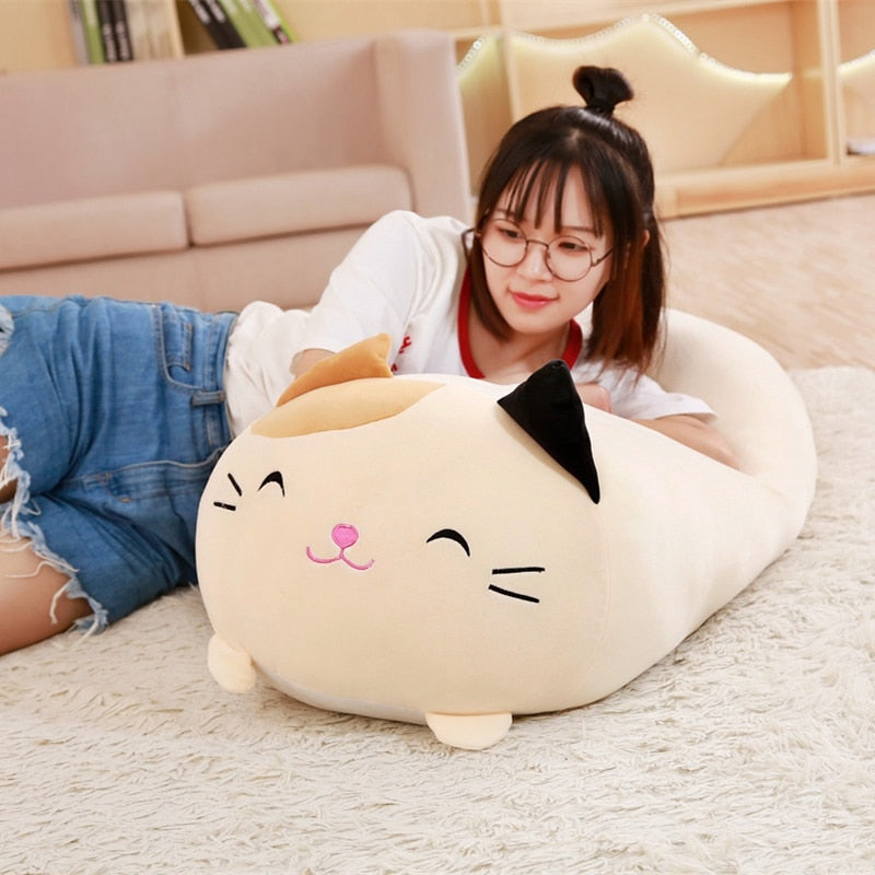 The Soothing Plush Pillow