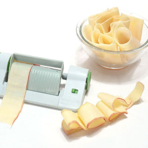 2-in-1 Slicer Cuts Veggie Sheets & Noodles