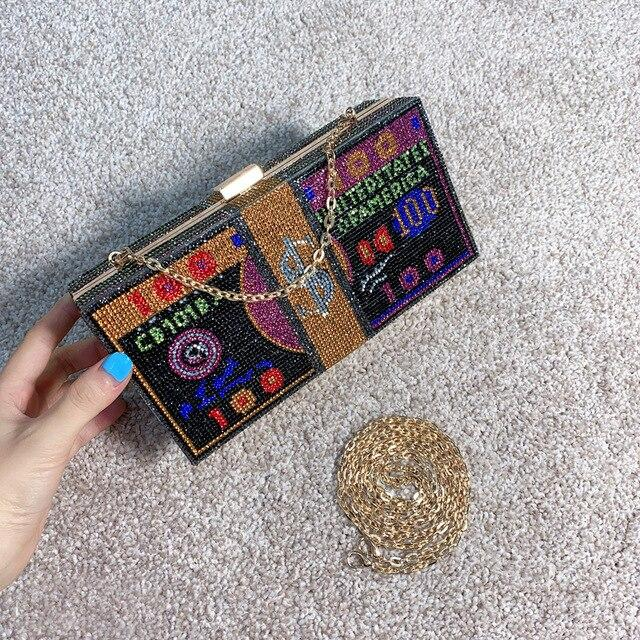2020 SASS Series CashBling Clutch Bag