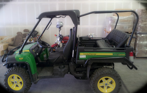John Deere Gator 825i Backseat And Roll Cage Kit Utv