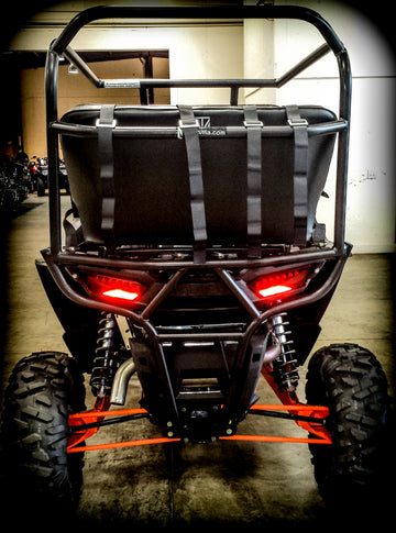 RZR 1000 Backseat and Roll Cage Kit