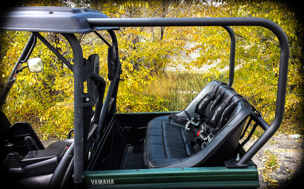 Yamaha Rhino Backseat And Roll Cage Kit Utv Accessories