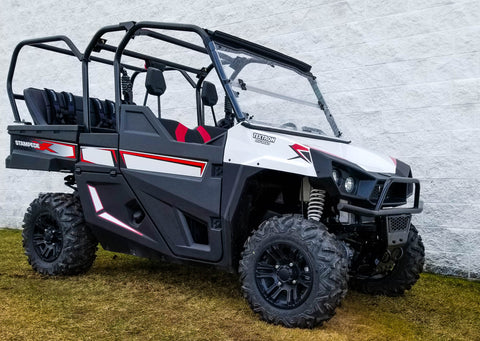 Textron Stampede Back seat and Roll Cage kit