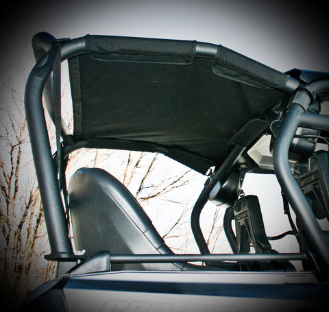 Commander Max Rear Soft Top