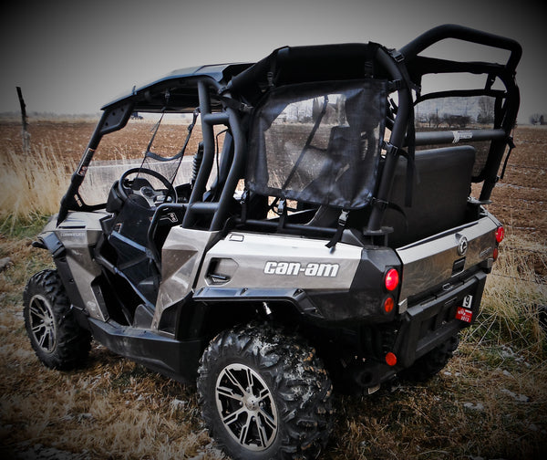 Commander Side Nets Utv Accessories