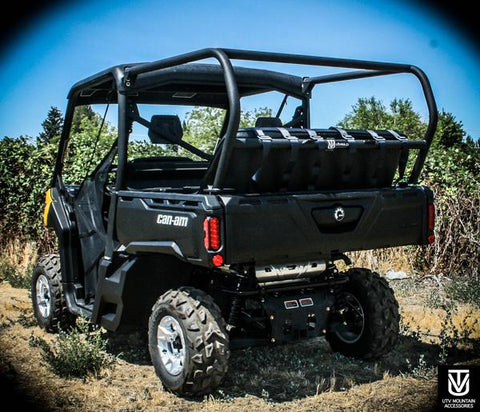 Defender Max Backseat and Roll Cage Kit