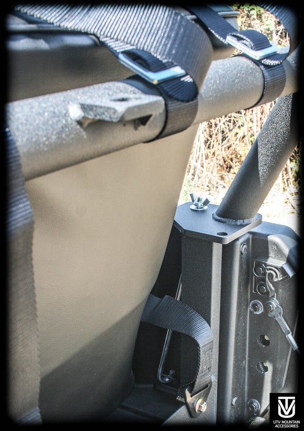 Defender Backseat and Roll Cage Kit