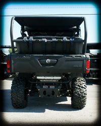 Defender Max Rear Soft Top