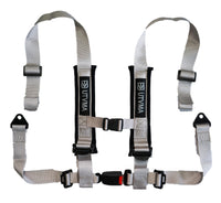 2-inch 4-point Harness with Auto Buckle