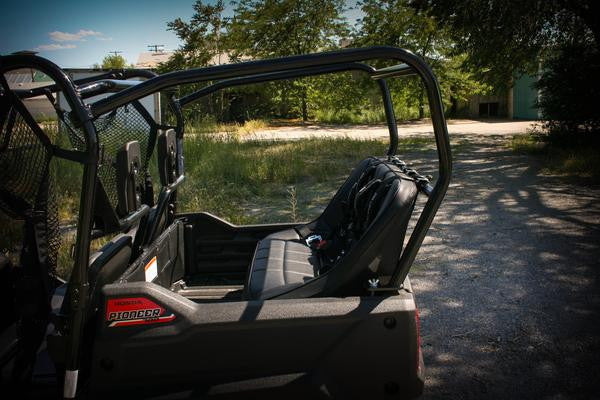 Honda Pioneer 700 Back Seat And Roll Cage Kit Utv