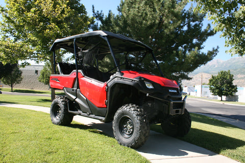 Honda Pioneer 1000 Back Seat and Roll Cage Kits