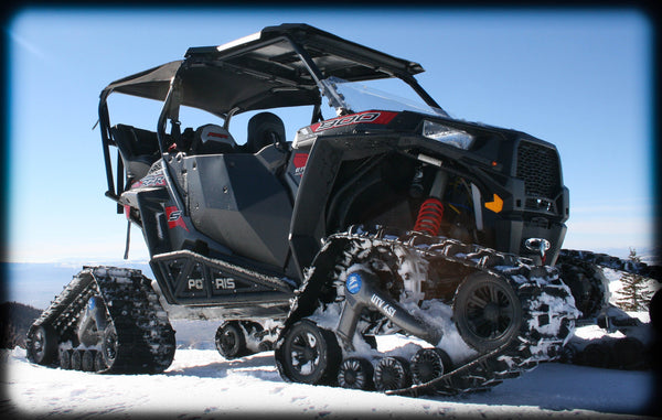 RZR 900 2015+ Rear Soft Top