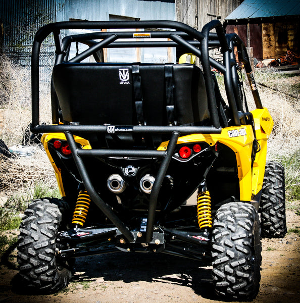 Maverick Backseat and Roll Cage Kits