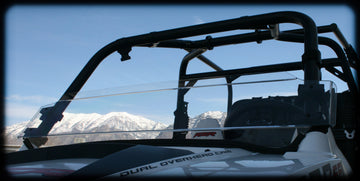 RZR 570 Half Windshield