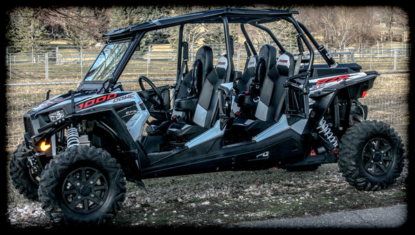 Rzr Bump Seat Side View Grande on 4 Point Shoulder Harness