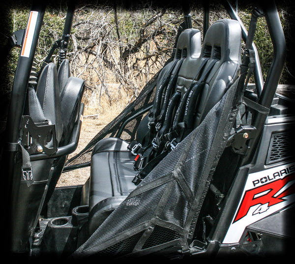 Rzr 4 800 900 2010 2014 Rear Bench Seat Utv Accessories