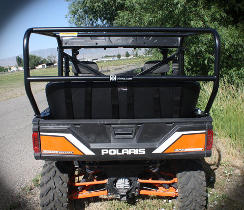 Ranger 900XP Backseat and Roll Cage Kit