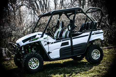 Kawasaki Teryx 2014+ Back seat and Roll Cage Kits