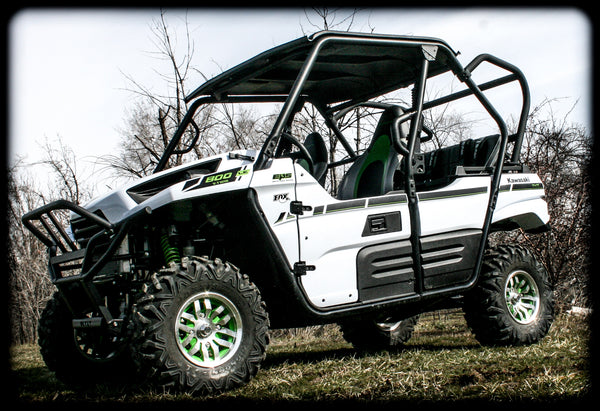 Kawasaki Teryx 2014 Back Seat And Roll Cage Kits Utv