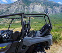 Yamaha Wolverine X2 Backseat and Roll Cage Kit (2018-2020)