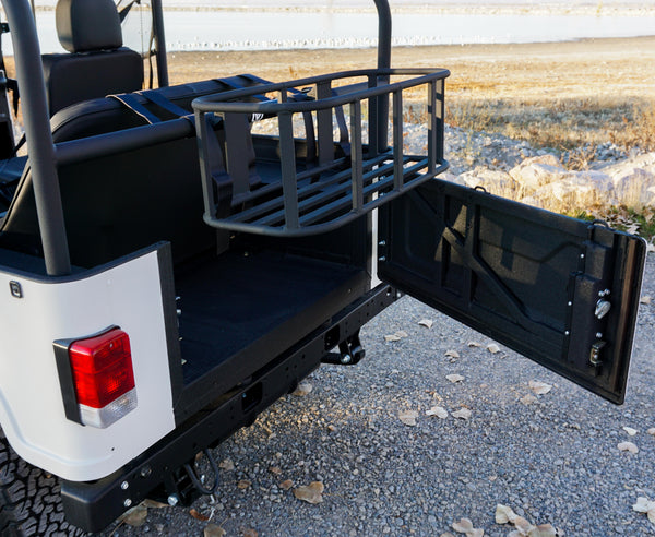 Roxor Backseat And Roll Cage Utv Accessories