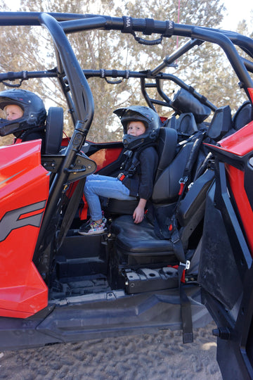 *Preorder* RZR 4 PRO Rear Bump Seat (Shipping Feb. 15th)