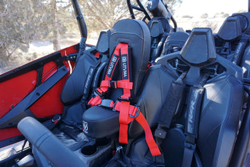 *Preorder* RZR 4 PRO Front Bump Seat (Shipping Feb. 15th)
