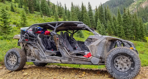 MAVERICK X3 MAX BENCH SEAT