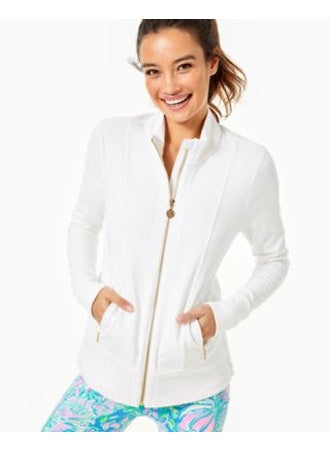 AL FRESCO JACKET - Resort White