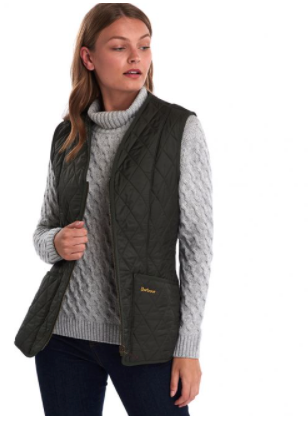 Fleece Betty OLIVE