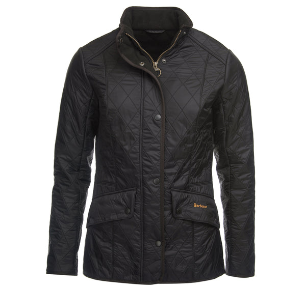 CAVALARY POLARQUILT  BLACK