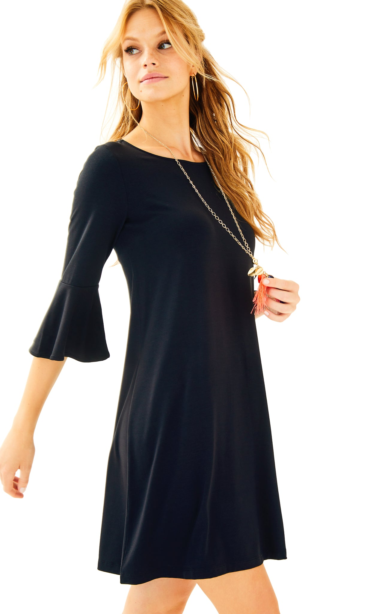 Ophelia Dress Onyx