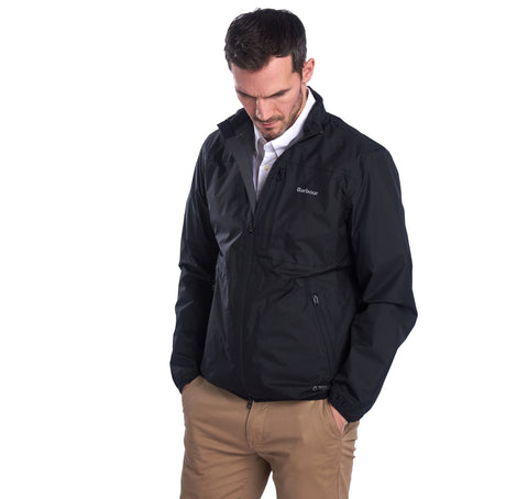PADLEY JACKET BLACK