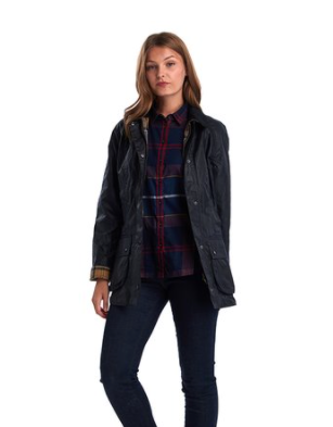 Barbour Beadnell Navy