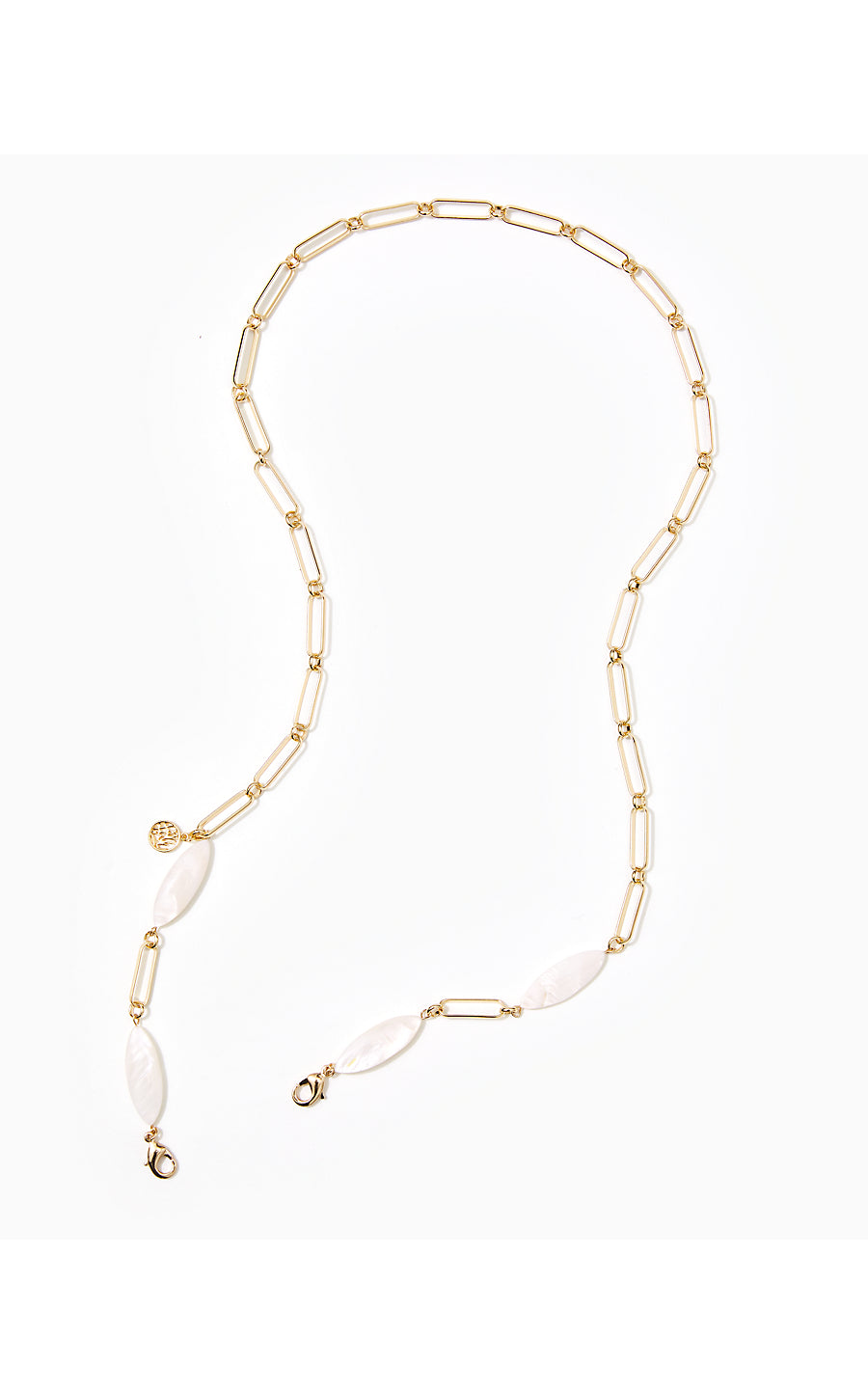 FACE MASK CHAIN - GOLD